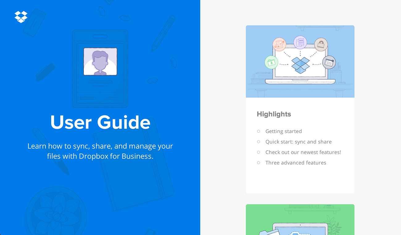 Dropbox for Business User Guide