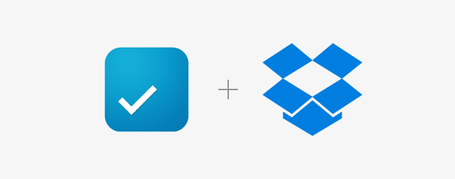 Dropbox and Any.do