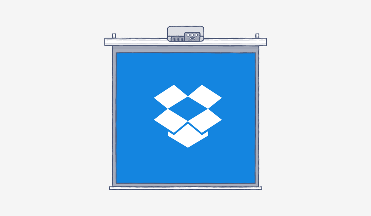 Dropbox presentations