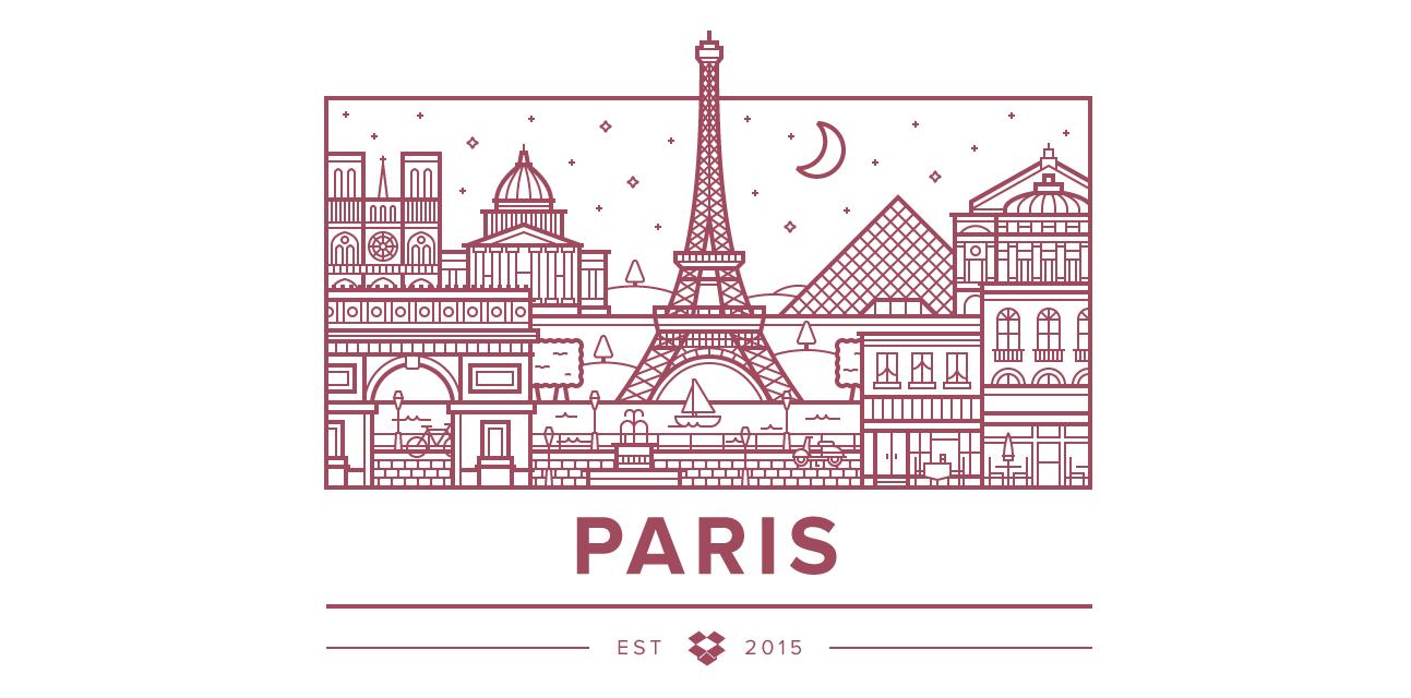 Dropbox Paris office