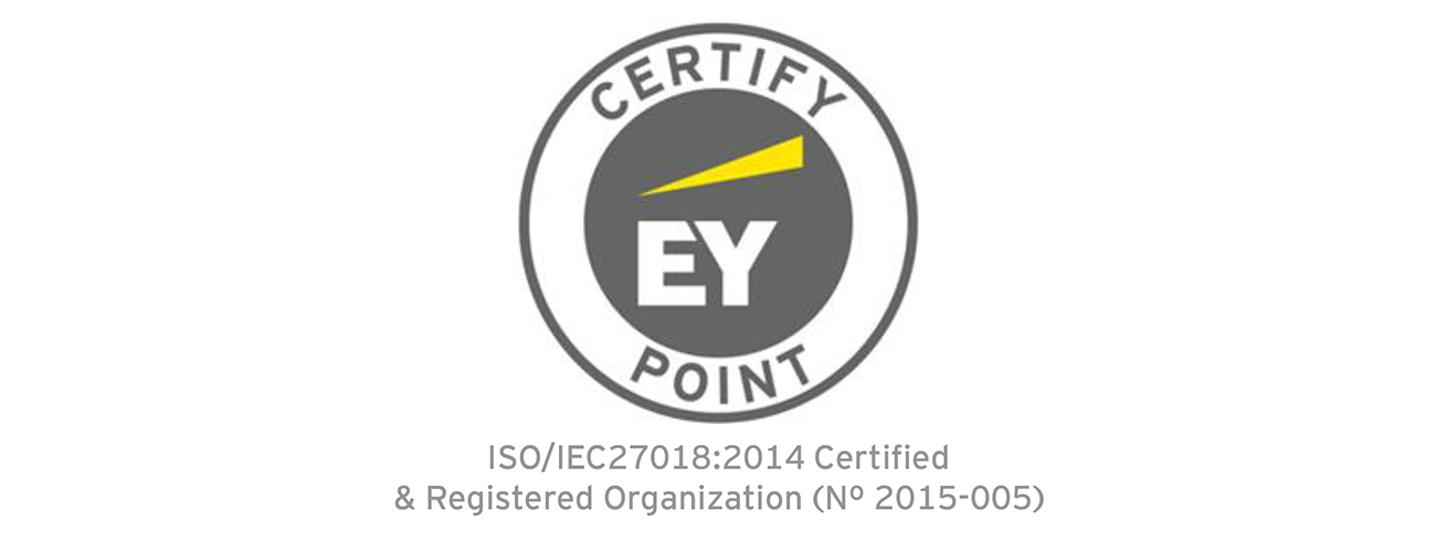 ISO 27018 seal