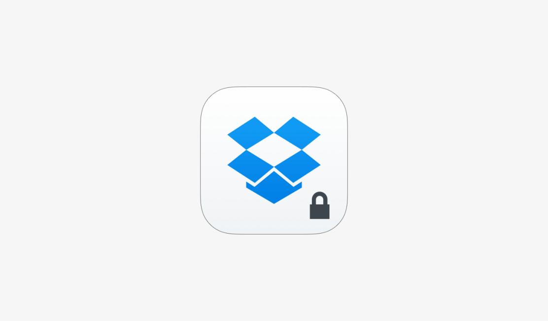 Dropbox EMM app icon