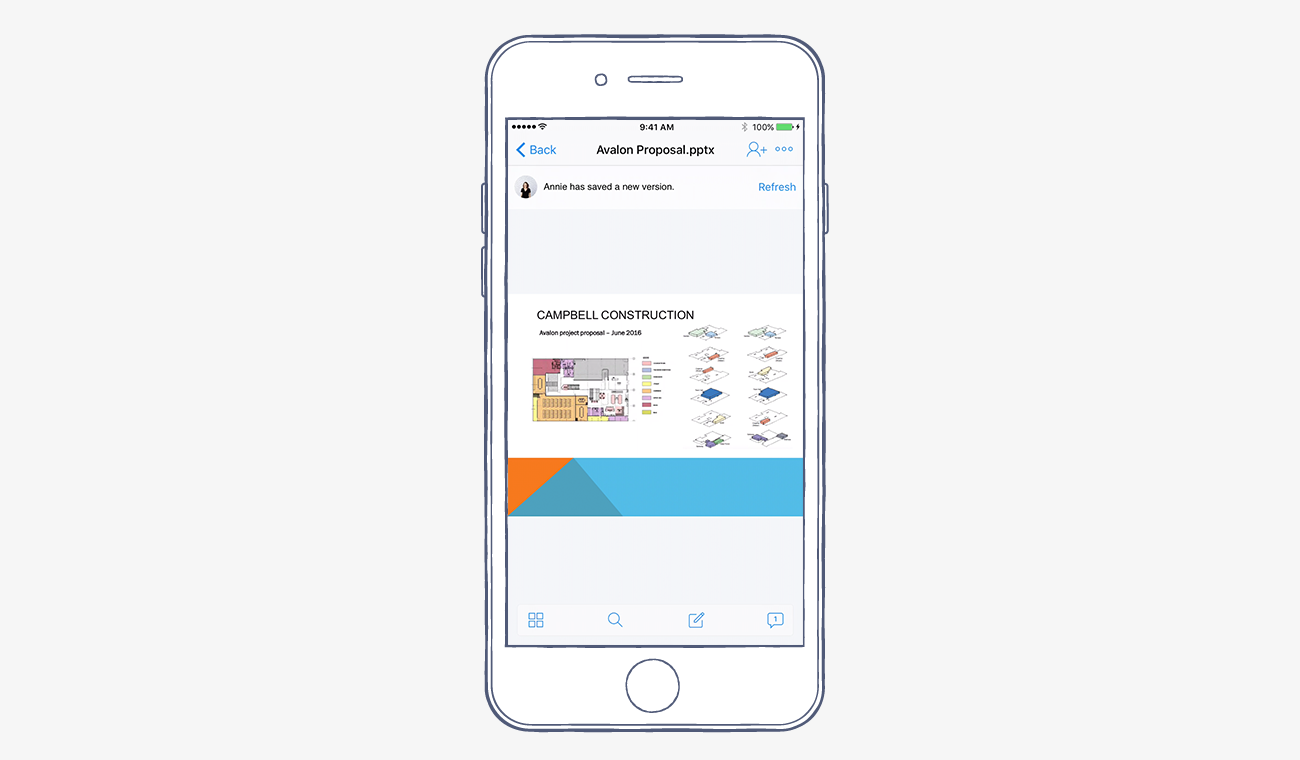 dropbox-mobile-file-preview-refresh
