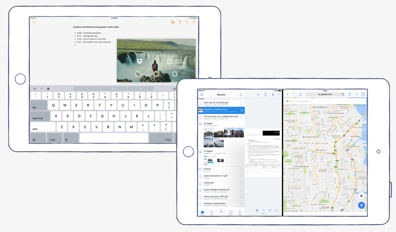 dropbox-ipad-features