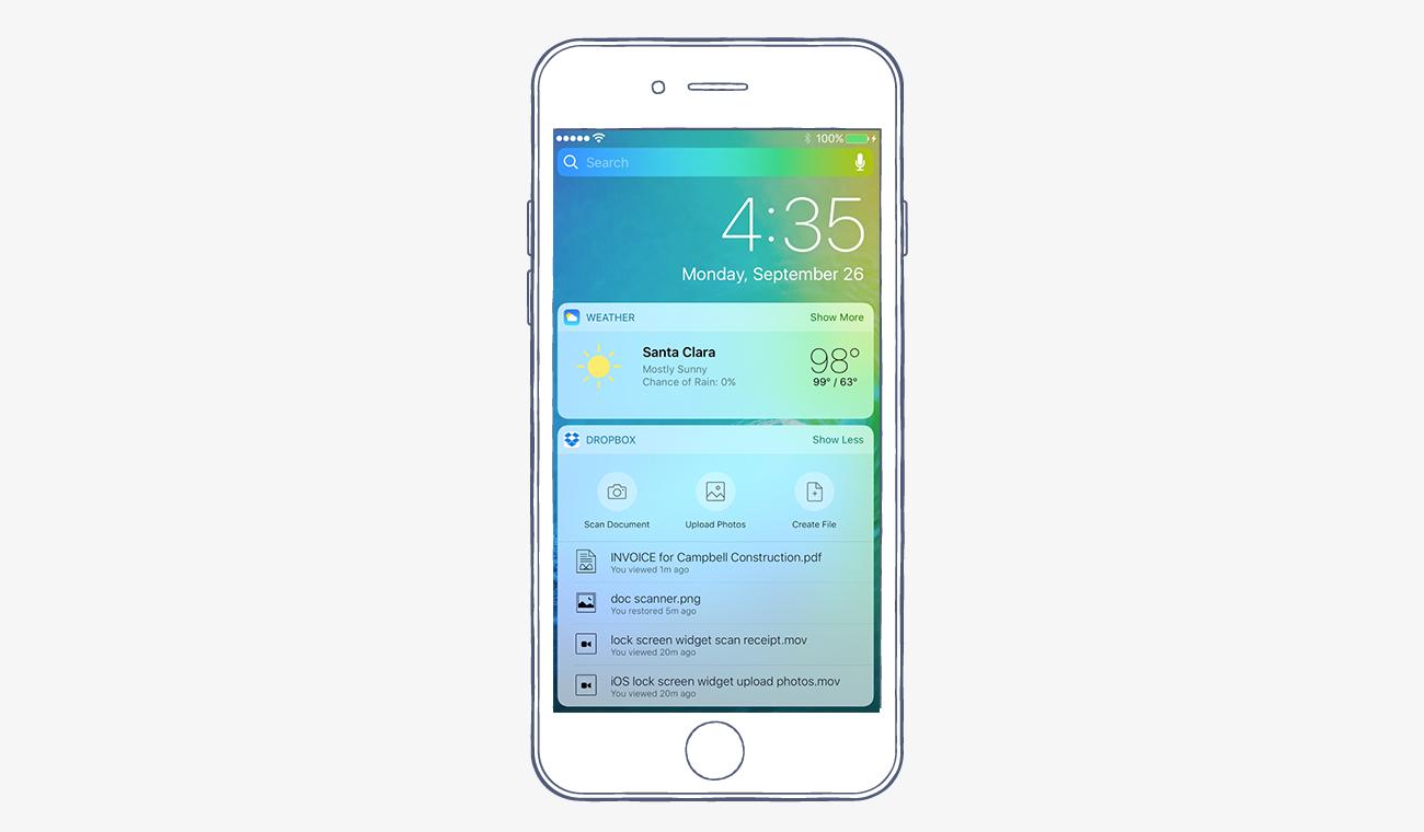 dropbox-lock-screen-widget