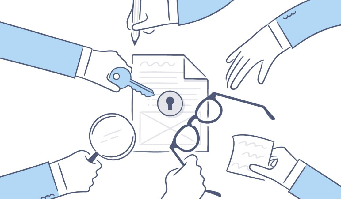 New ways to secure data while your team creates on Dropbox Paper.