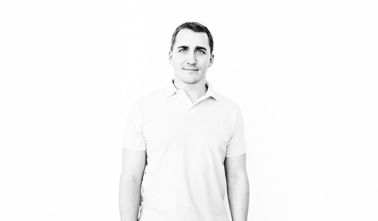 Photo of Dropbox VP of Design, Nicholas Jitkoff