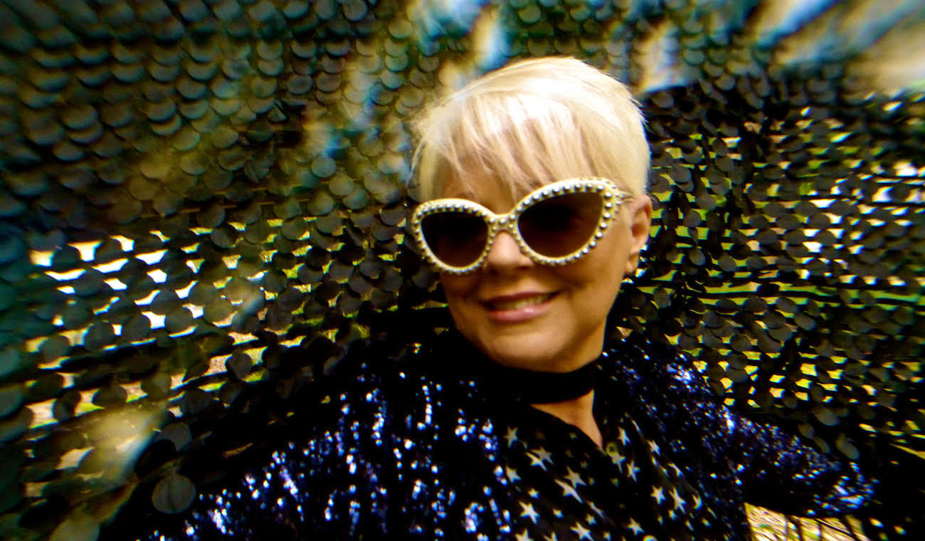 Photo of Cindy Wilson of The B-52s