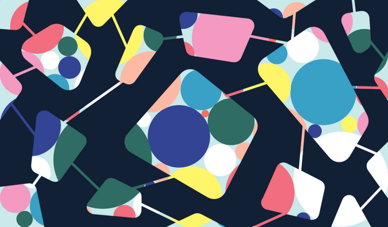 Illustration for Dropbox Transparent Design blog post