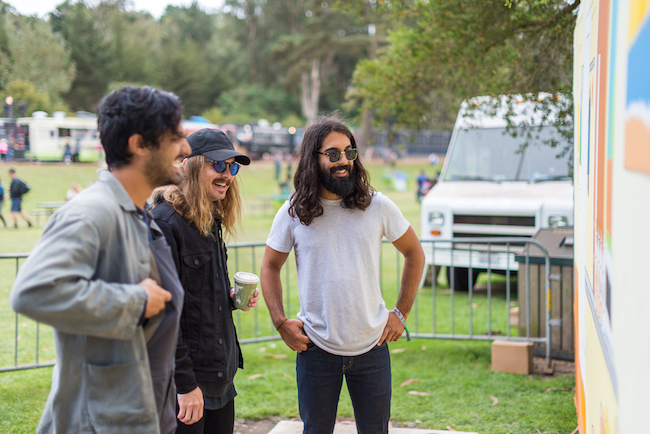 Photo of Young the Giant and Shelby & Sandy at Outside Lands