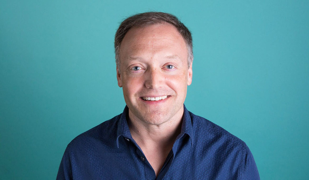 Photo of Dropbox SVP of Engineering, Product, and Design Quentin Clark