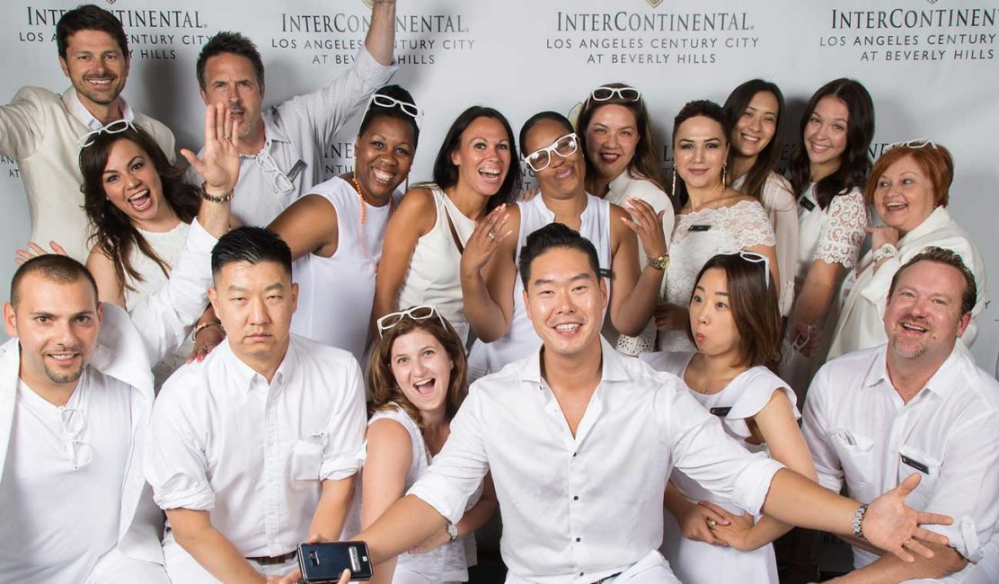 Photo of InterContinental Hotels & Resorts team members