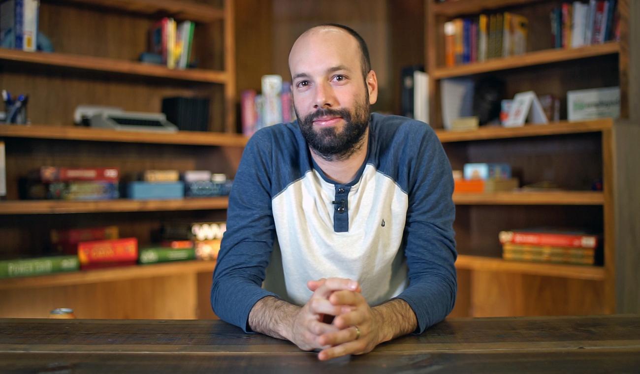 Photo of Patreon CEO Jack Conte