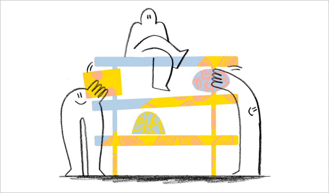 Illustration for blog post on personalizing the customer experience