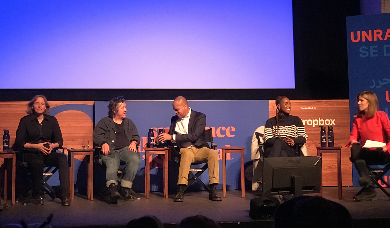 """Panelists at """"Power of Story: Culture Shift"""""""