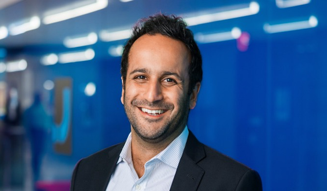 Ramin Beheshti, Dow Jones' chief product and technology officer