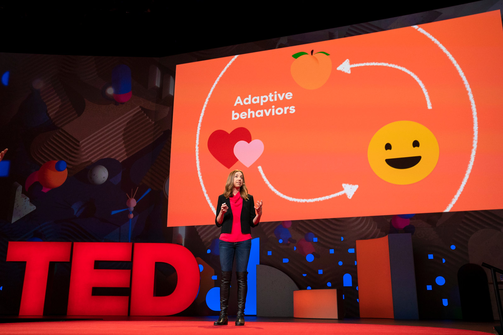 Happiness researcher Elizabeth Dunn at TED