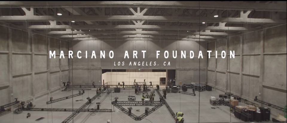 Photo of Marciano Art Foundation by Luisa Conlon and Max Knight