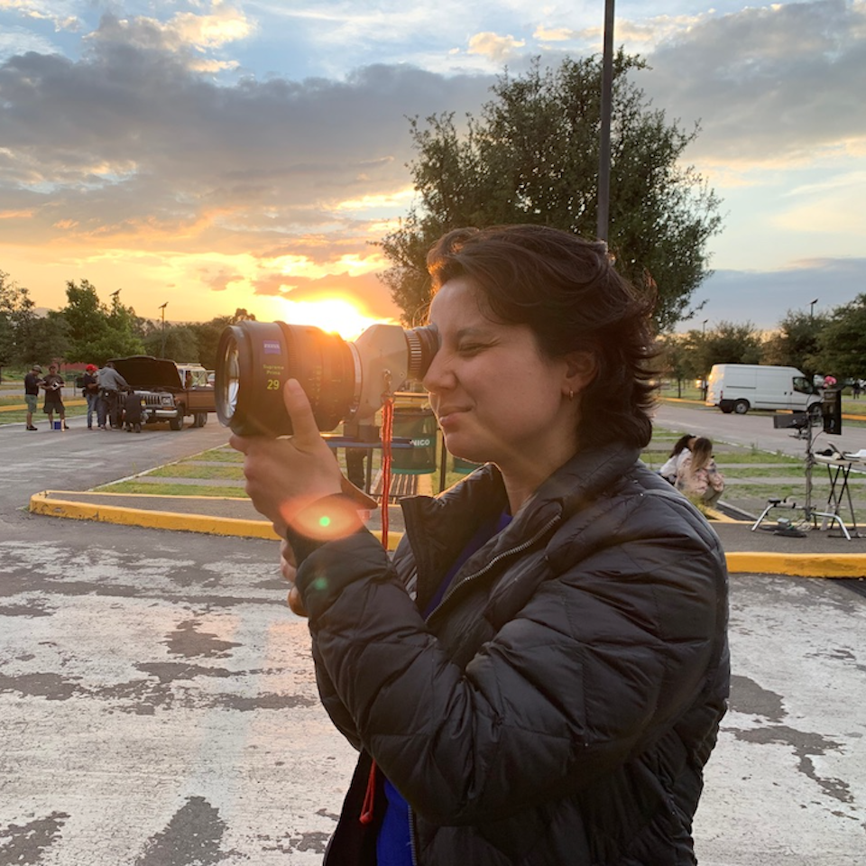 Carolina Costa, director of photograpy on Wander Darkly