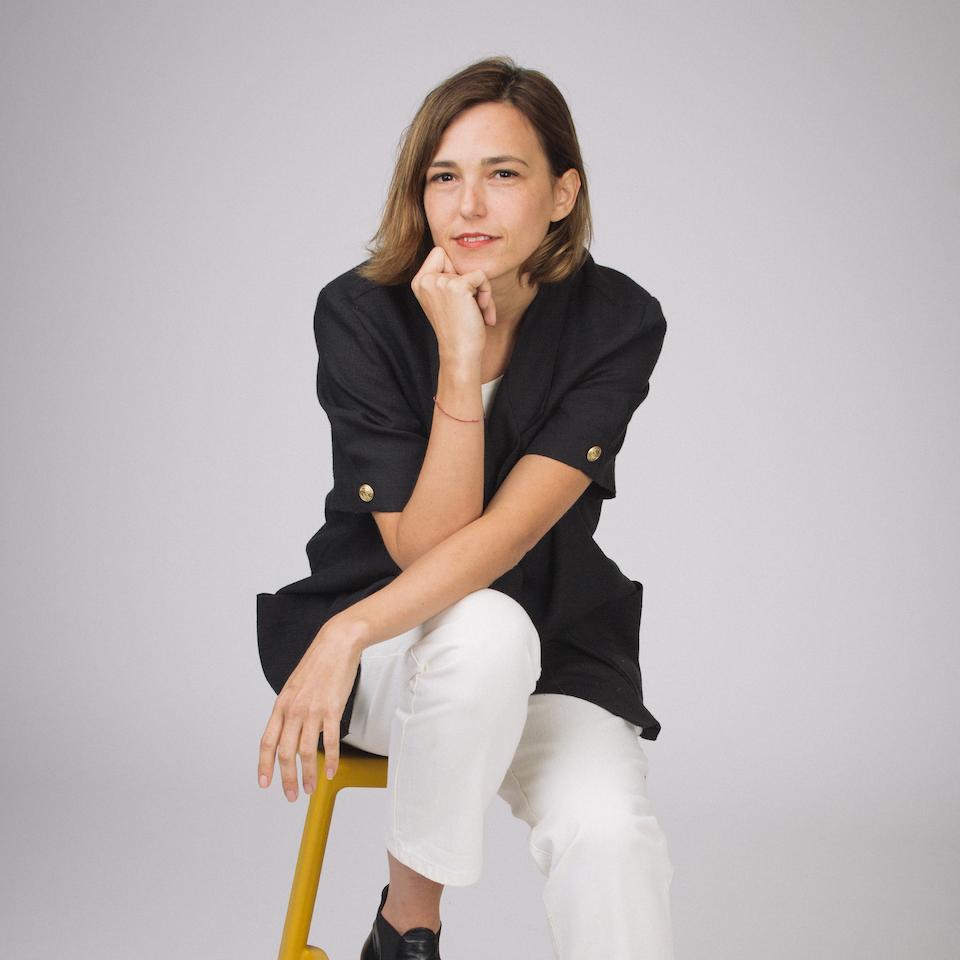 Katie Byron, production designer on Wander Darkly