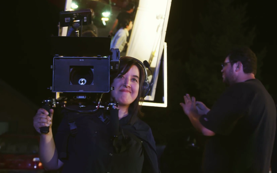 Director of Photography Julia Swain