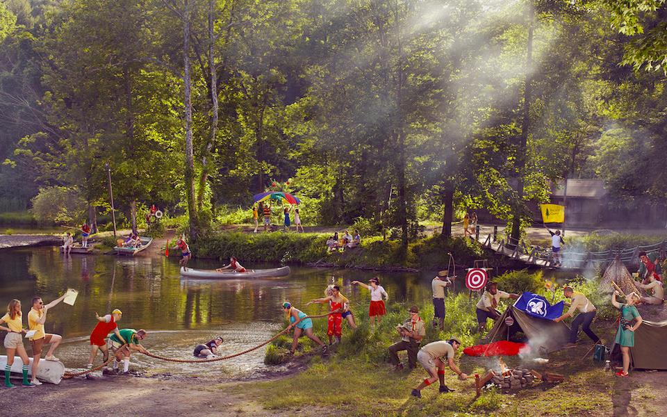 Phoot Camp (photo by Ryan Schude and Lauren Randolph)