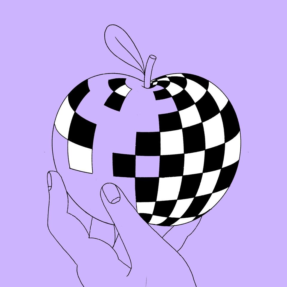 Illustration by Olenka Malarecka