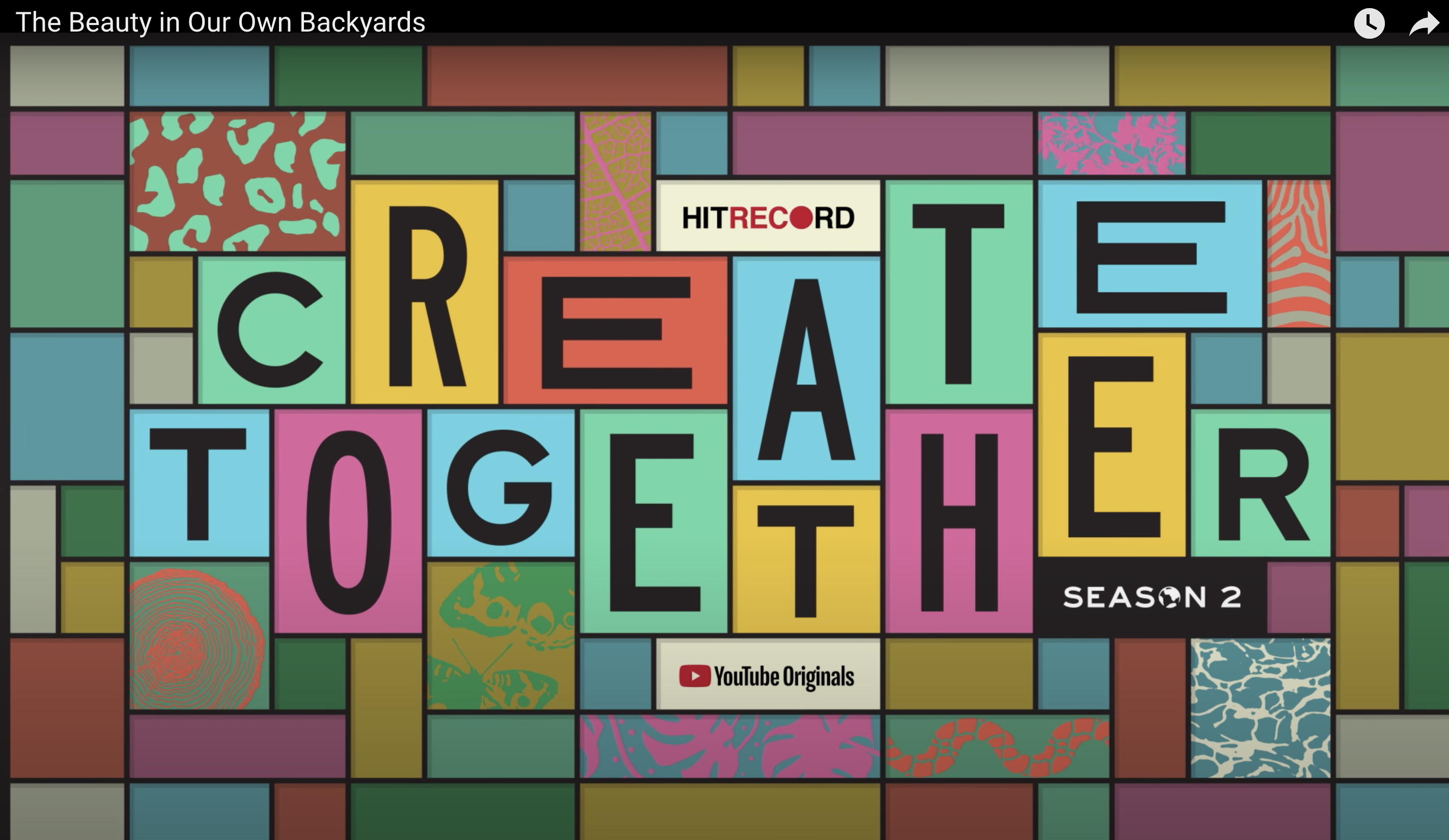 Video of Create Together Season 2, Episode 2