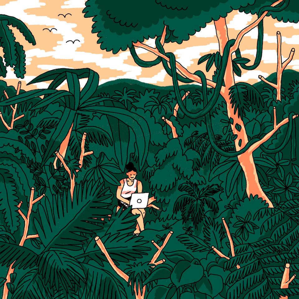 Illustration by Justin Tran