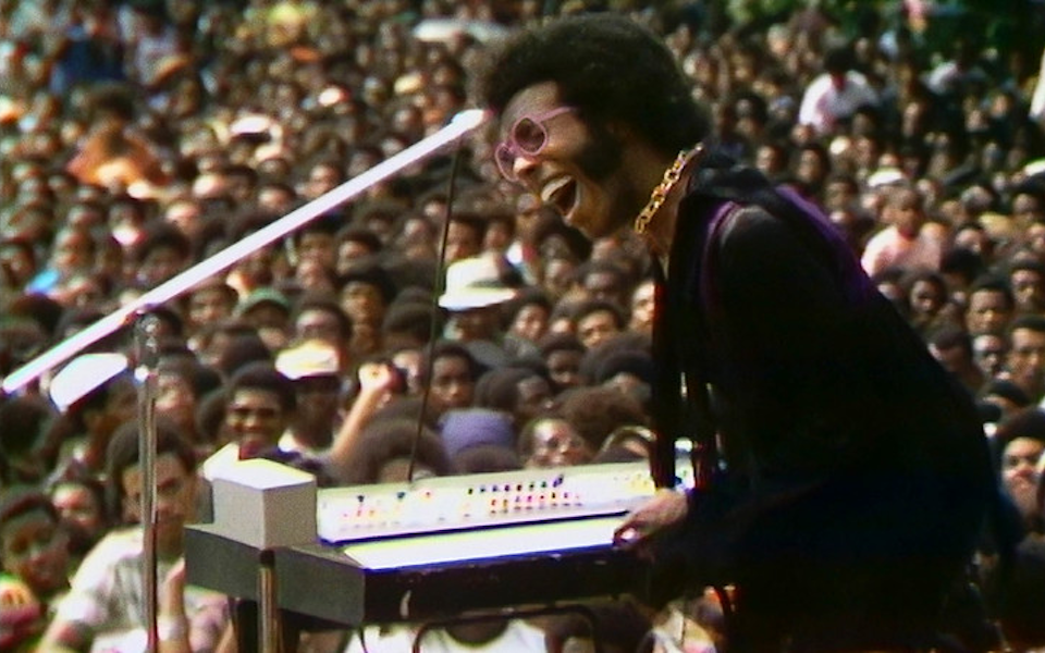 Still from the film Summer Of Soul (Or, When The Revolution Could Not Be Televised)