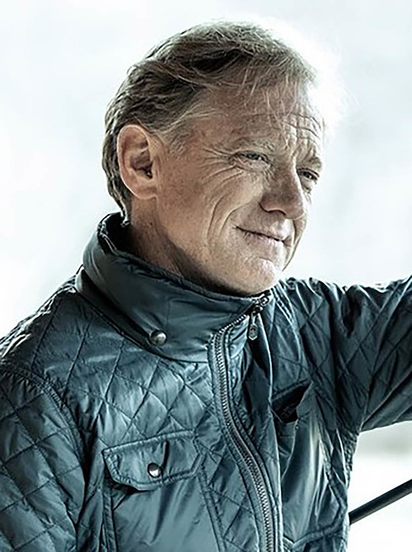 Photo of Director James Redford (Courtesy of Sundance Institute)