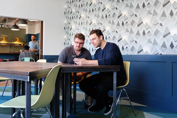 The team at InVision collaborates securely and efficiently with the help of Dropbox Business