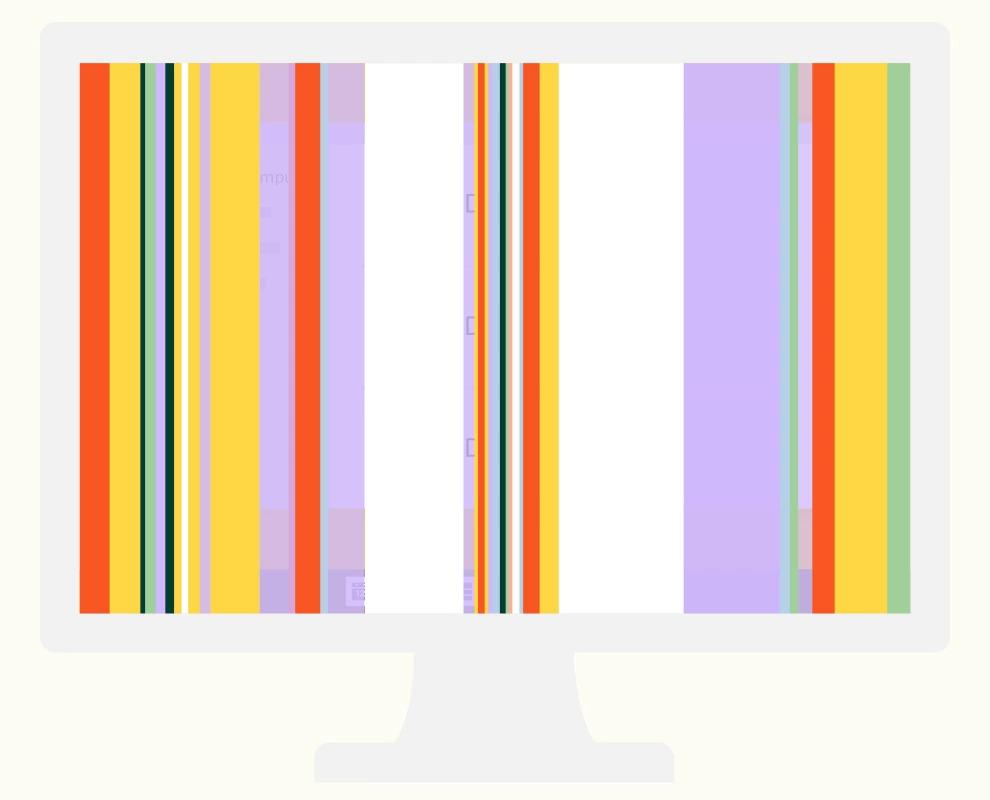 Startpagina van een Dropbox-account op een laptopscherm