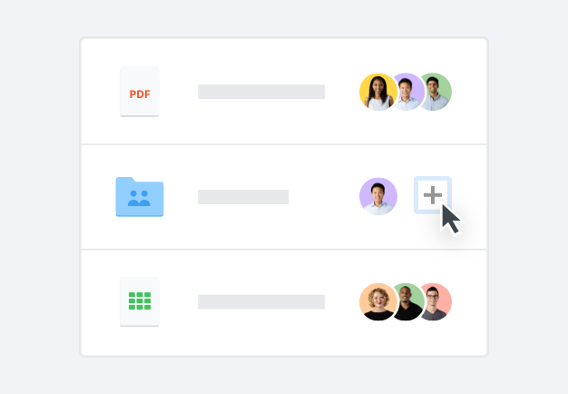 Dropbox file sharing feature