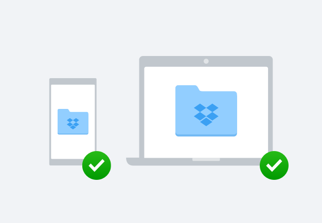 Sync files and folders fast and easily
