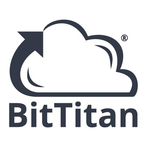 โลโก้ BitTitan