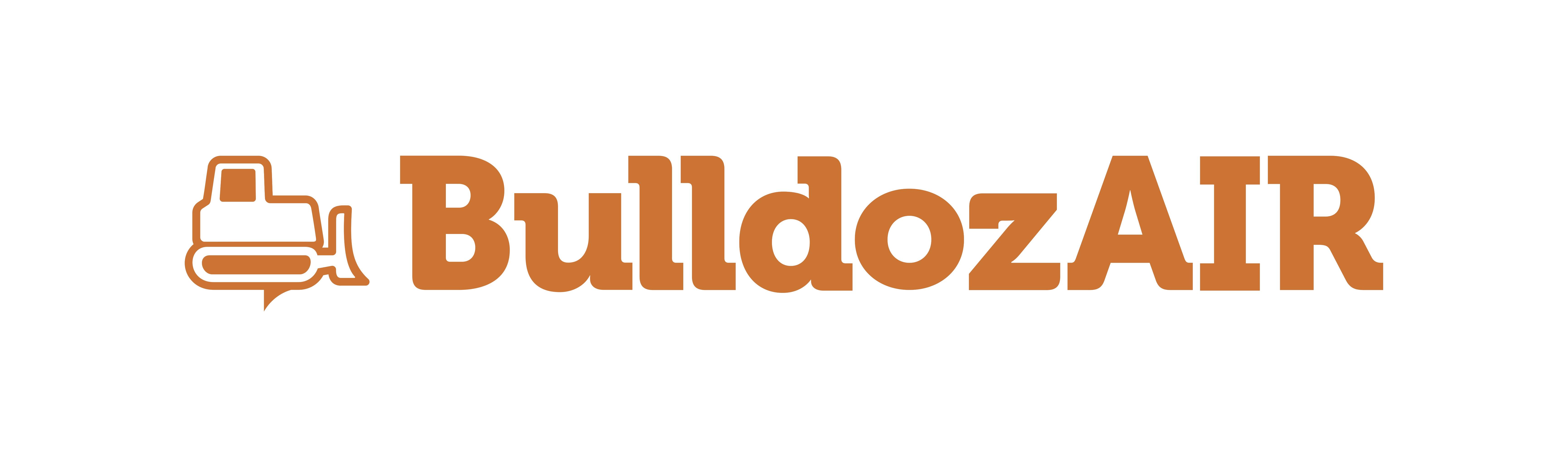 Logo da BulldozAIR