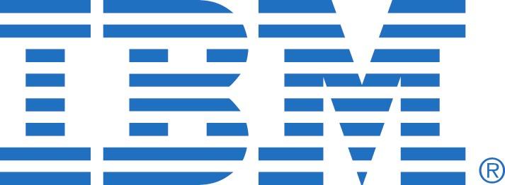 IBM のロゴ