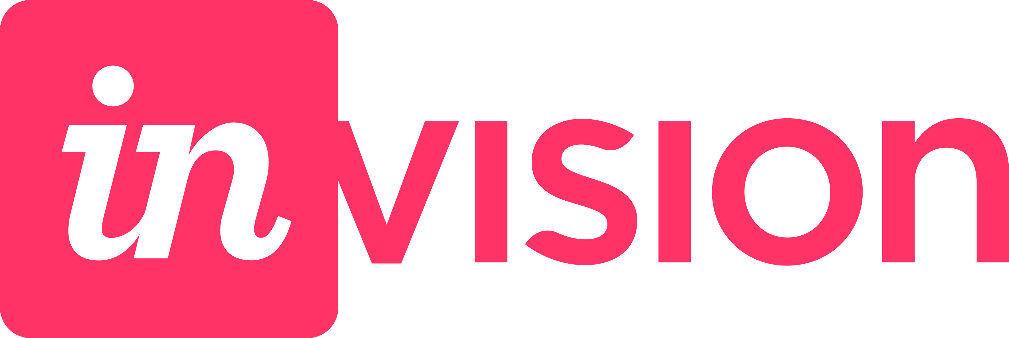 InVisions logotyp