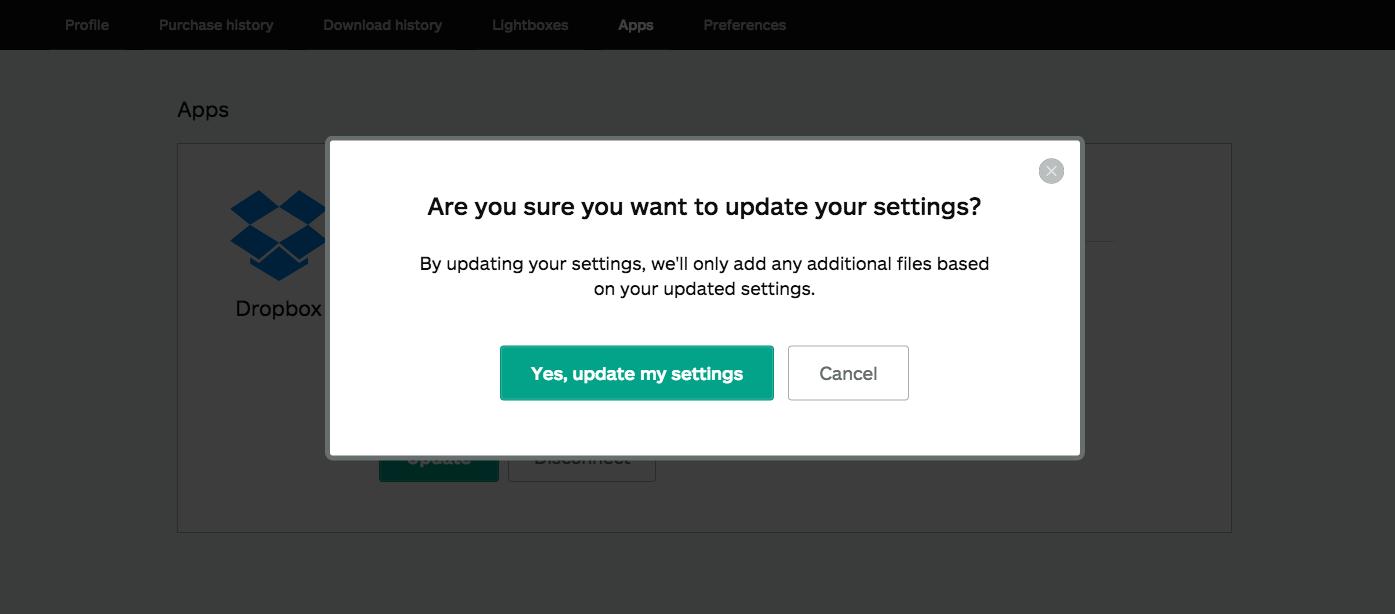 Screenshot iStock 4