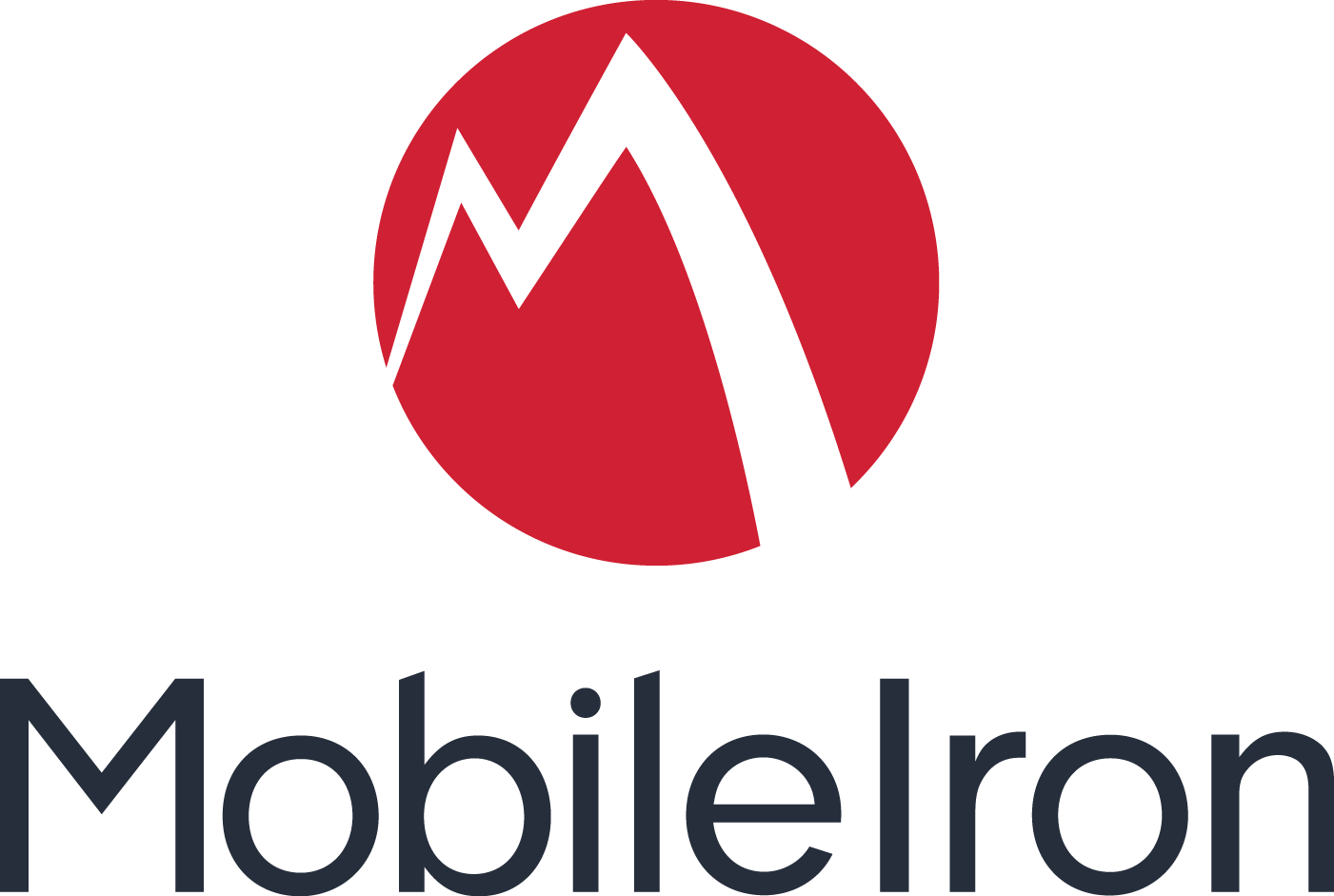 โลโก้ MobileIron