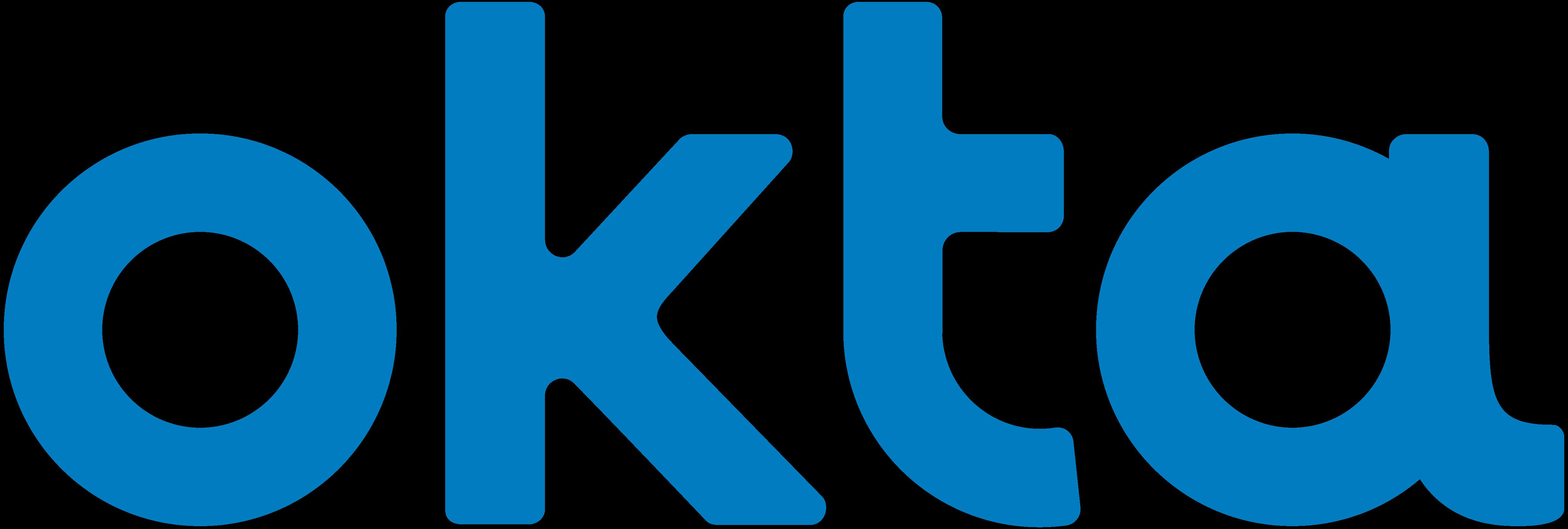Logo do Okta