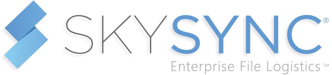 SkySync 標誌