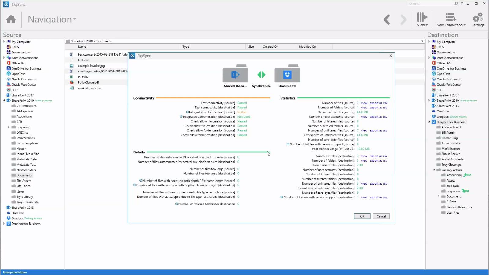 SkySync – Screenshot1