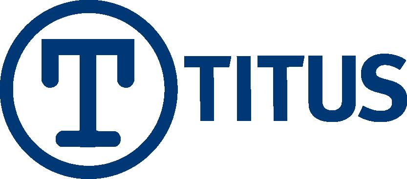 TITUS ロゴ