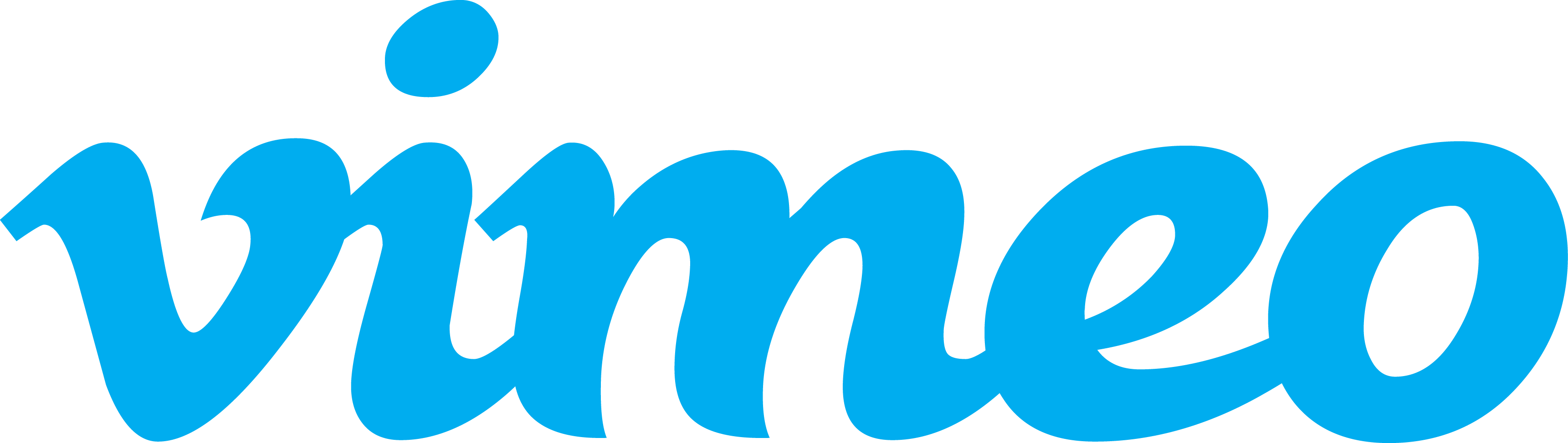 Logo do Vimeo