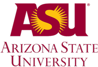 Logotipo da Arizona State University