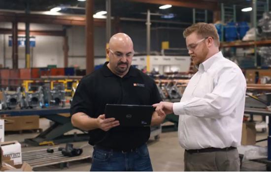 Brandt transformó su proceso de servicio técnico externo con Dropbox, alcanzando una rentabilidad del 300% (y sigue creciendo).<br>