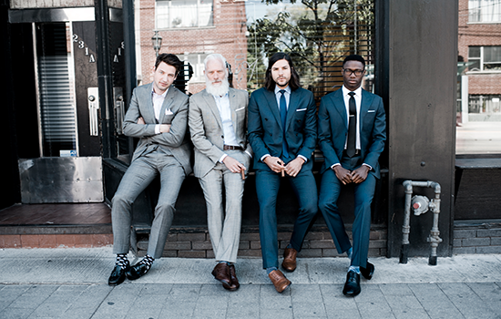 Indochino, a clothing company