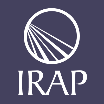 IRAP, une association caritative